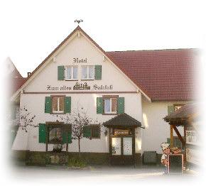 Das Gasthaus-Hotel Zum alten Salzfass